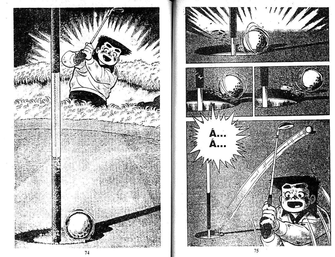 Ashita Tenki ni Naare chapter 20 trang 36