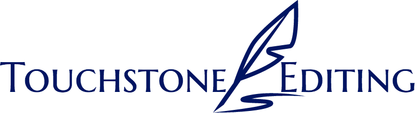 Touchstone Editing logo