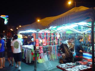 Boissons marché Ben Thanh. Ho Chi Minh. Viêt-Nam