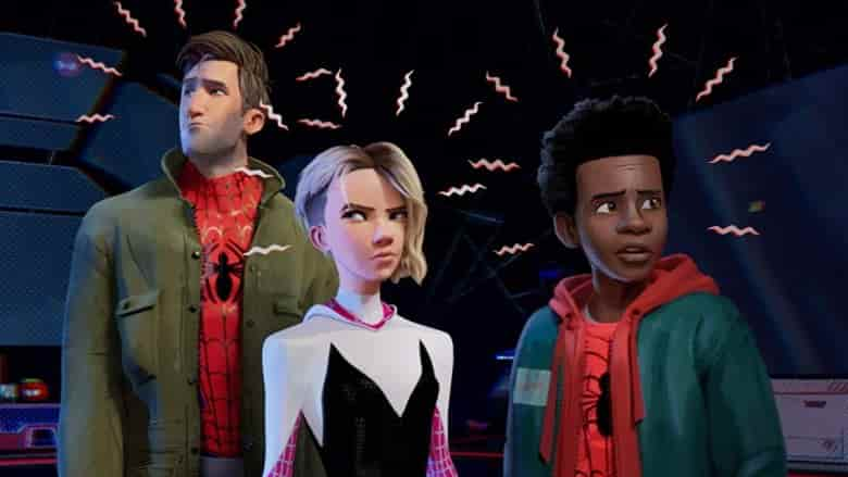 Spider-Man: Into the 'Spider-Verse' Directors on the 160-Page Version of the Script and Their Sequel Ambitions