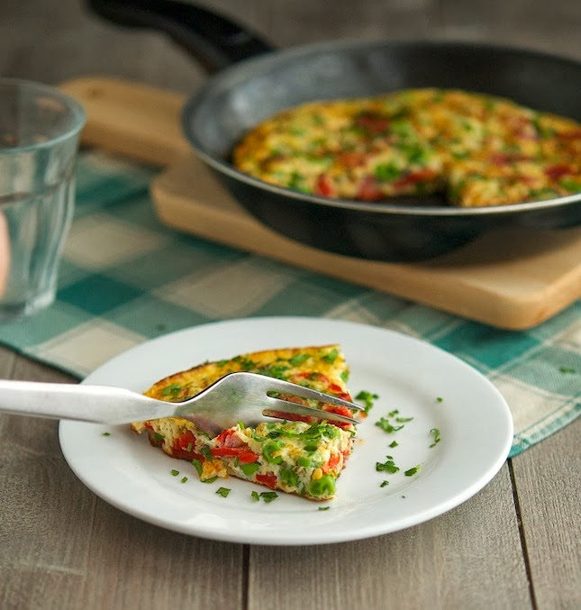 Holiday Frittata