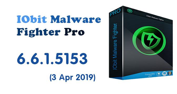 iobit malware fighter 6.6.1 licence key
