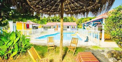 Vacances Guadeloupe, séjours à la Résidence Berceuse créole à Sainte Anne