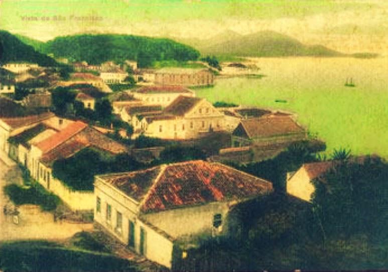 A Vila de Nossa Senhora da Graça do Rio São Francisco, em 1660, pertencia a São Paulo