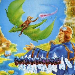 Manticore - 1994 - Time To Fly