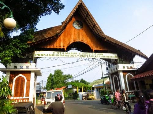 Kampung Betawi Setu Babakan