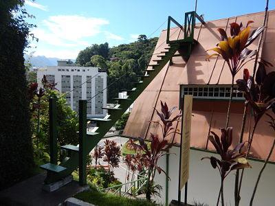 Museu Casa de Santos Dumont em Petrópolis