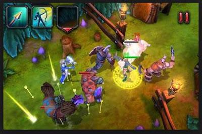Kumpulan Game MOBA Offline Android