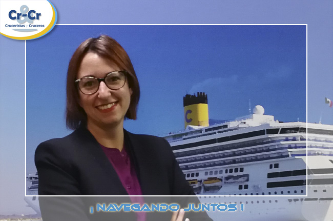 BÁRBARA FERNÁNDEZ, NUEVA DIRECTORA DE TRADE MARKETING DE COSTA CRUCEROS