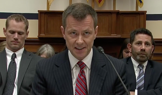 10 things we learned from Peter Strzok's congressional testimony