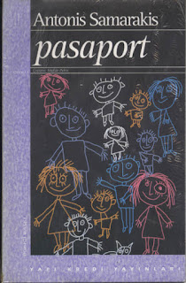 Bodoslamadan Kitap: Antonis Samarakis - Pasaport
