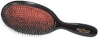 What is a Boar Bristle Brush Used For?