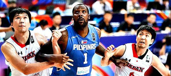 Gilas Pilipinas Final 12-man lineup vs. Japan (FIBA Basketball World Cup Asian Qualifiers) November 24