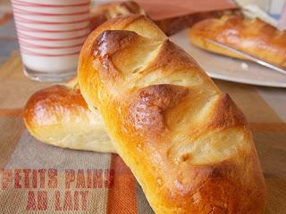Les pains au lait
