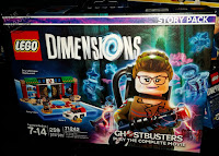 LEGO Dimensions Video Game Fall 2016 Preview Ghostbusters 2016 Movie Story Pack