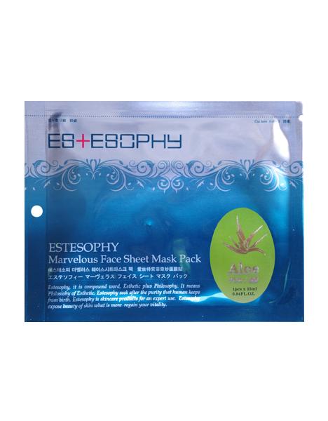 Mặt nạ lô hội tái tạo da - Estesophy