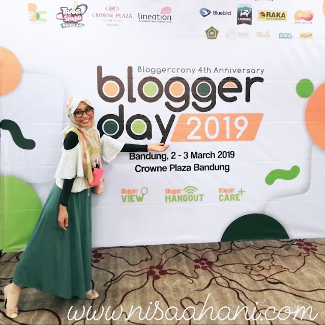 Blogger Day 2019