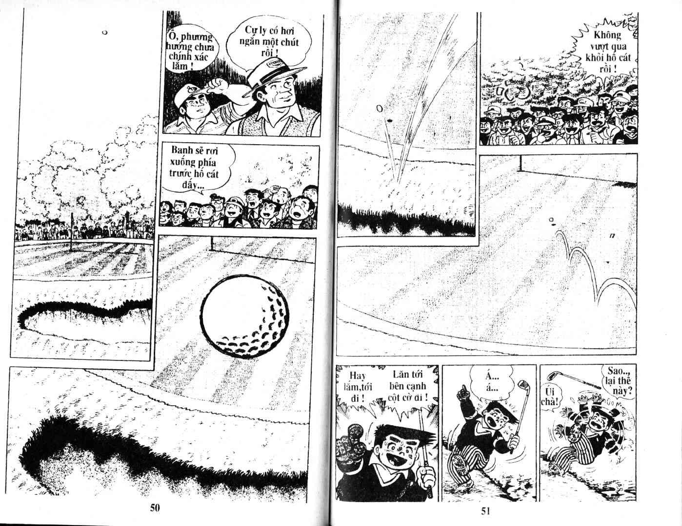 Ashita Tenki ni Naare chapter 38 trang 23