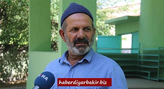 15 Temmuz gecesi Diyarbakır Kanal Camii'nde sala okuyan imam bıçaklı saldırıya uğradı