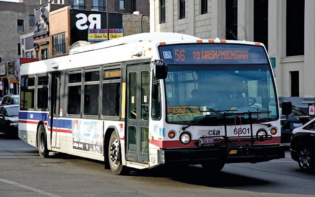 CTA Bus Chicago - Transporte Público