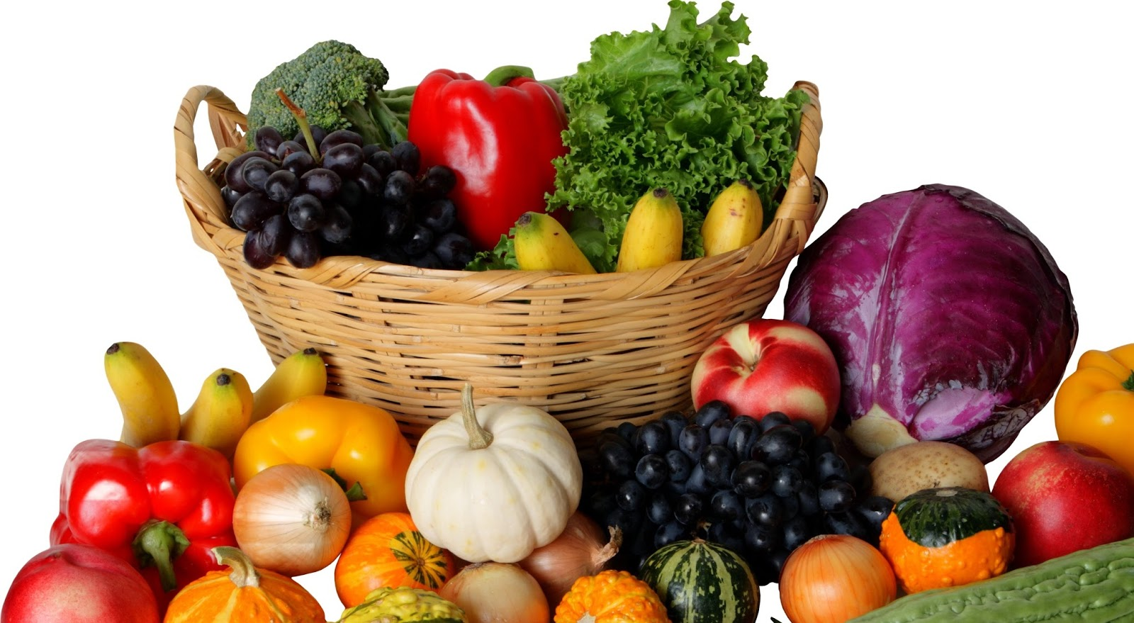 Vegetables Basket Food HD Wallpapers ~ Latest images Free ...