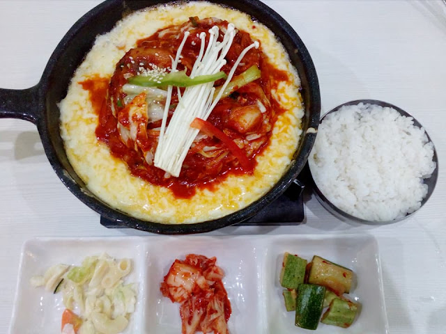 Sopoong Korean Food di Melawati Mall
