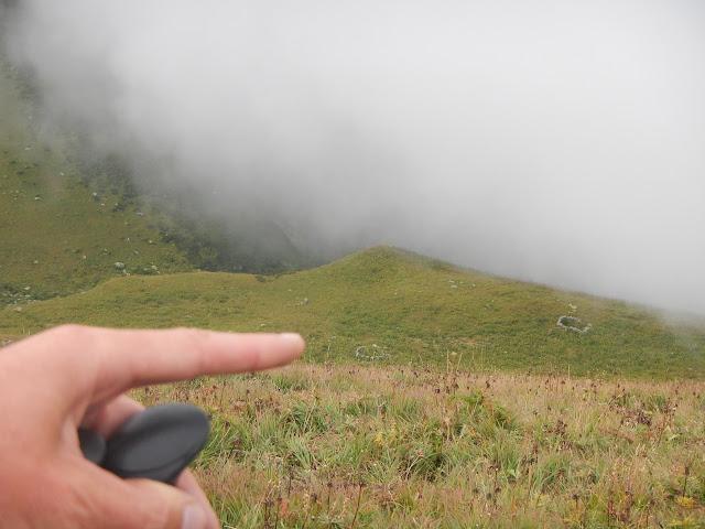 Ацингуары, гора Табунная