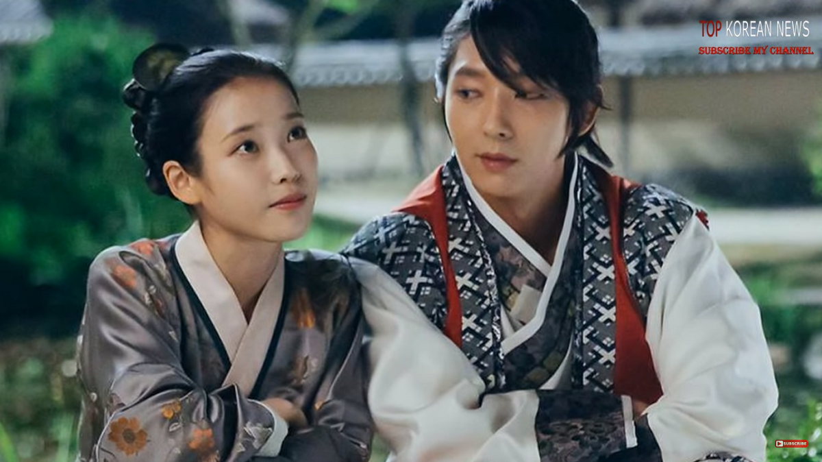 Moon lovers scarlet heart ryeo episode 2 2016 - Perhaps The Powers That Be Have Many Other Ideas