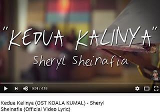 OST Original Soundtrack Koala Kumal Sheryl Sheinafia – Kedua Kalinya