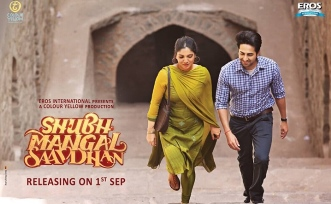 Ayushmann Khurrana, Bhumi Pednekar signed for New Upcoming movie Shubh Mangal Saavdhan 2017 latest poster release date star cast