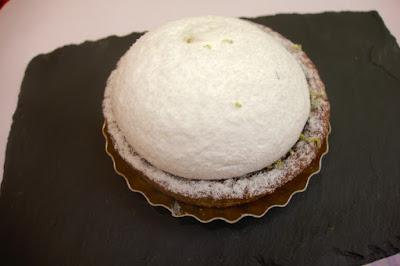 Troisième pâtisserie de Design Pastry par David Chambeau à Fort de France.