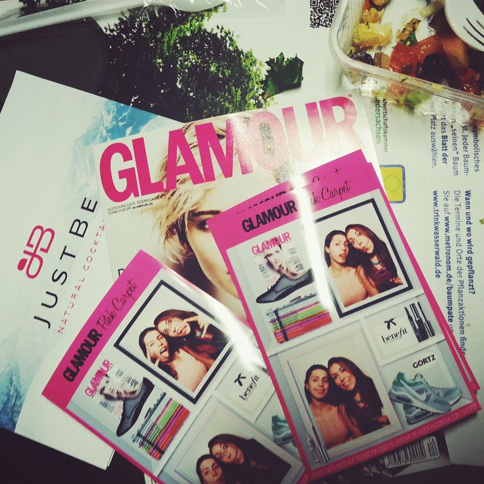 Glamour Pink Carpet Event Hamburg