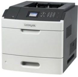 sheet standard input and print speeds of up to  Lexmark MS810 Printer Driver Download