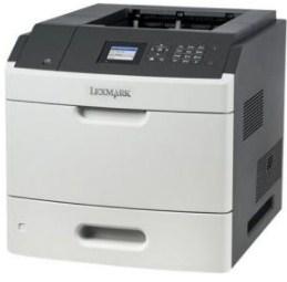 Lexmark MS810 Printer Driver Download