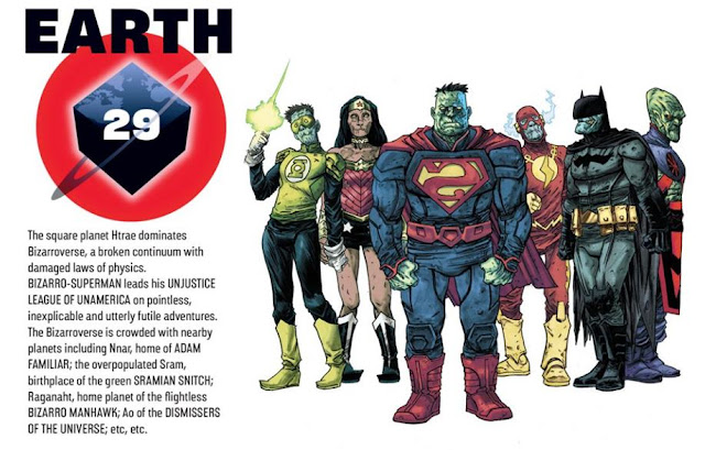 Unjustice League of Unamerica earth 29
