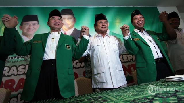 Kata Fahri Hamzah, Sejak Dulu PPP Condong ke Prabowo