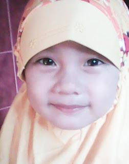 Malaikat kecilku