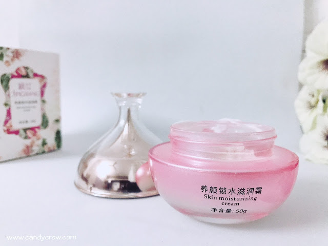 Yingjiang Beauty Products skin cream Review