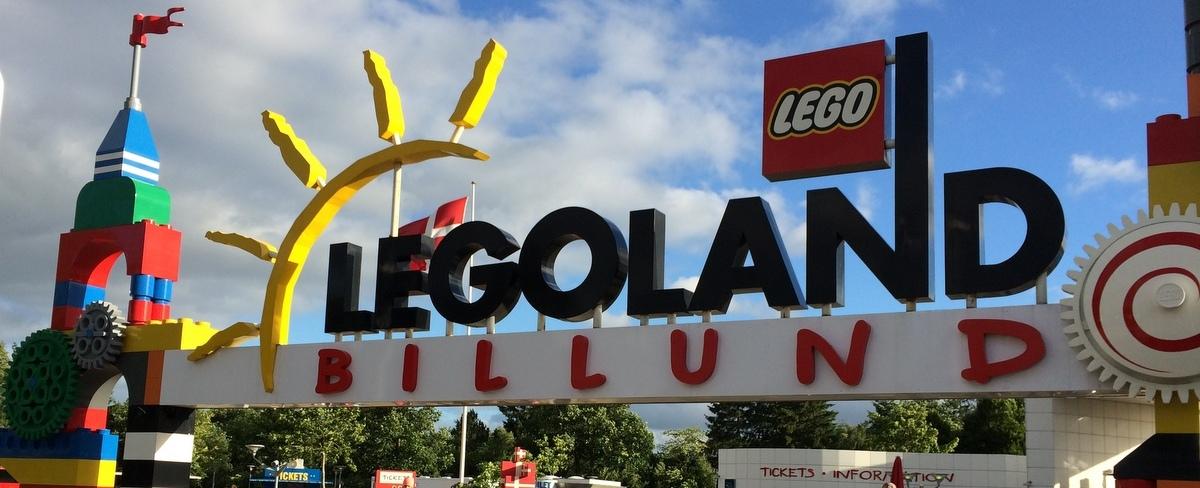 Legoland Billund Dania część II