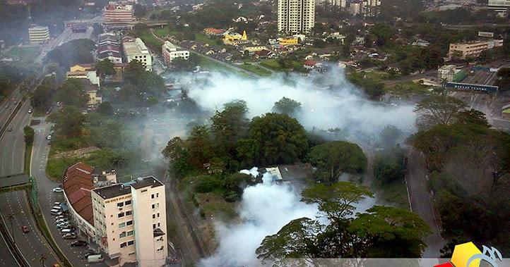 Mosquitoes Fogging In Johor Bahru