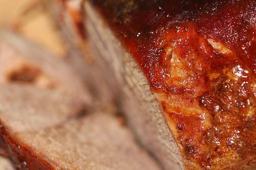 street food cuisine du monde recette de r ti de porc au barbecue marin la bavaroise. Black Bedroom Furniture Sets. Home Design Ideas