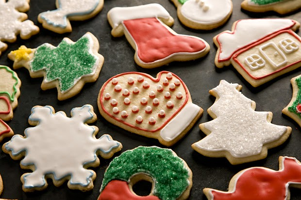 Chirstmas Sugar Cookies Recipe