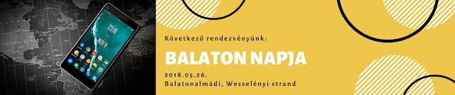 Következő rendezvényünk - Balaton napja