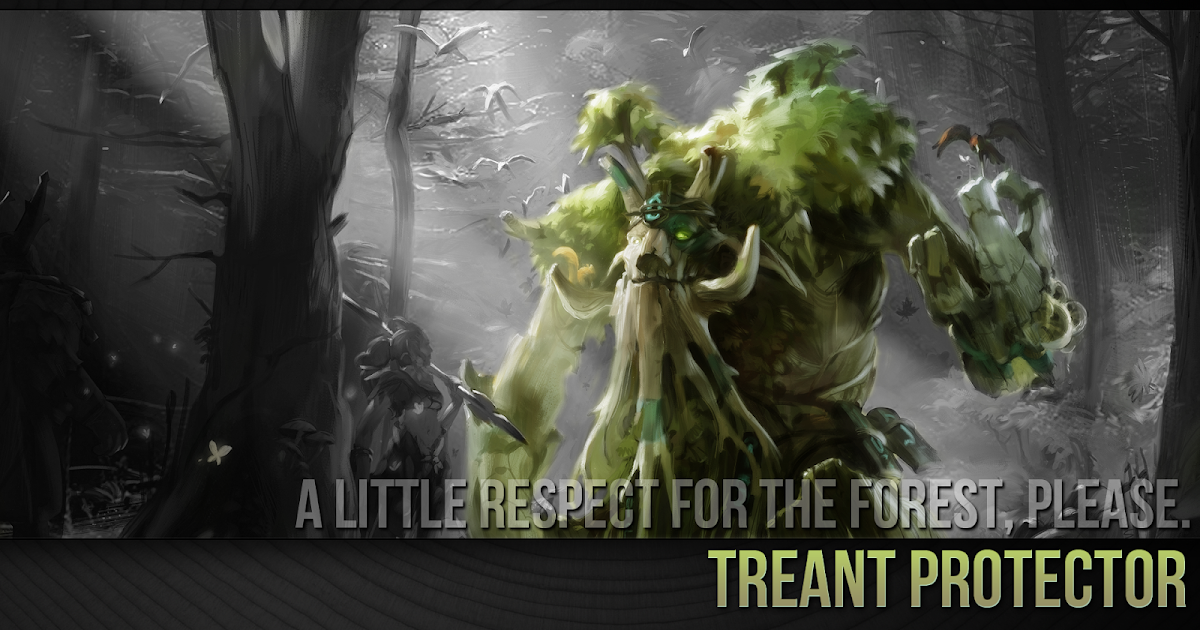 dota 2 wallpapers dota2 wallpaper treant protector