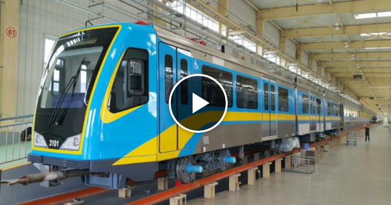 Duterte Admin Working 24 Hours Installing the New MRT Trains