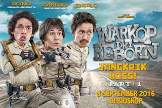 Download Film Warkop DKI Reborn: Jangkrik Boss! Part 1 (2016) Full Movie