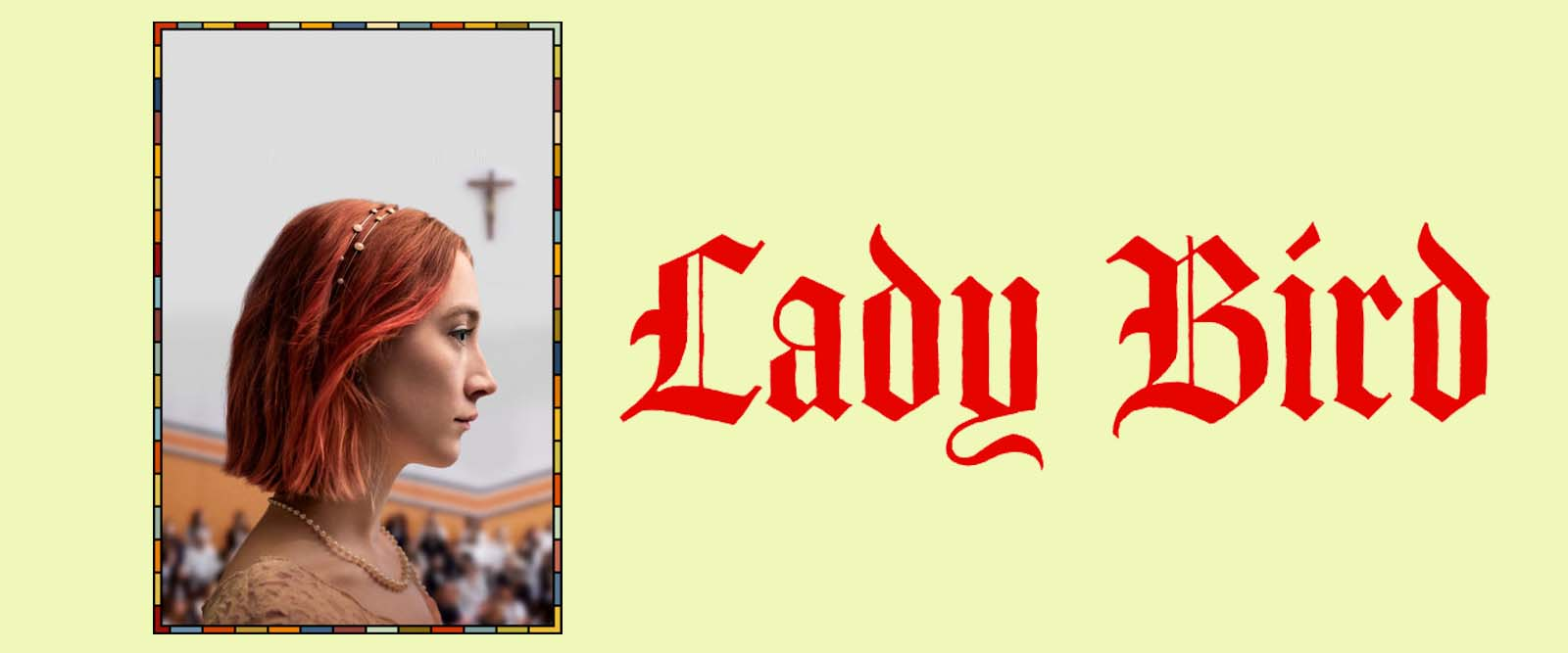 Lady Bird movies of 2017