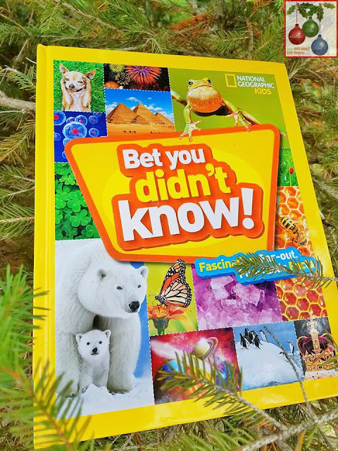 National Geographic Kids Holiday gifts