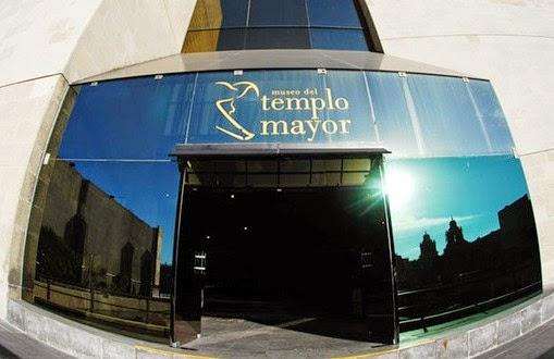 Museu do Templo Mayor na Cidade do México