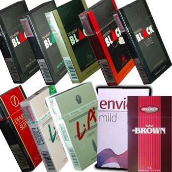 Harga Rokok Produk DJARUM Grosir dan Eceran